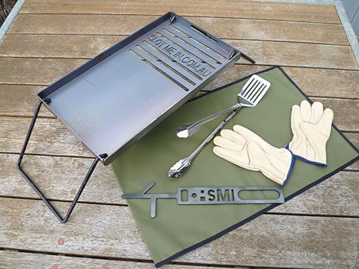 SMI Aussie Bush BBQ Xlerplate Kit