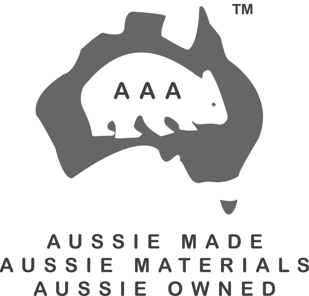 Aussie Made, Aussie Materials, Aussie Owned