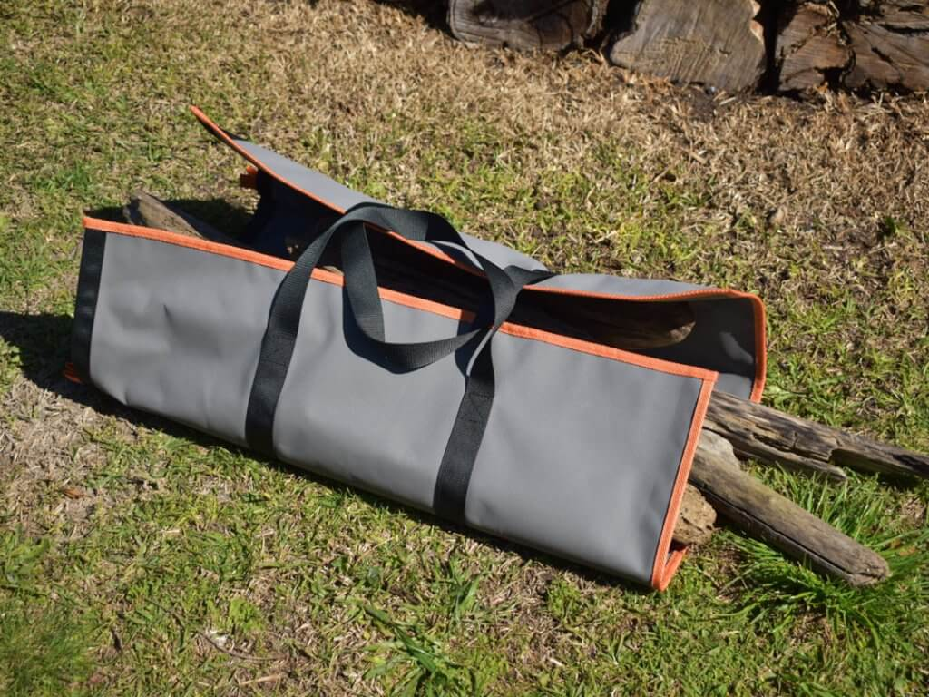 SLOT ME IN™ Dual Sleeve Carry Bag / Firewood Sling™