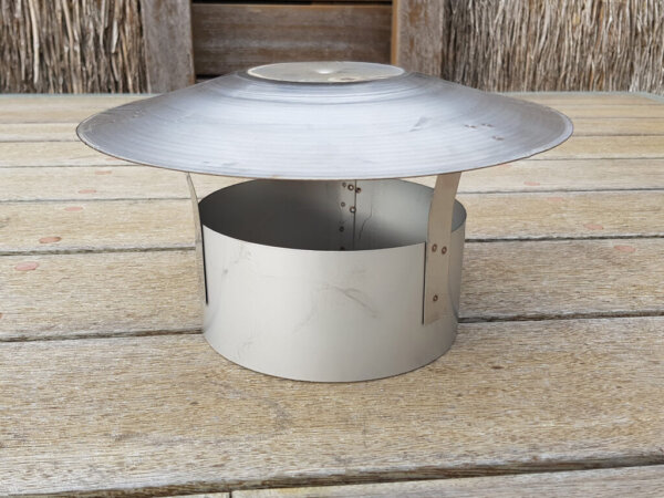 SMI Aussie Volcano Stainless Steel Cowling™