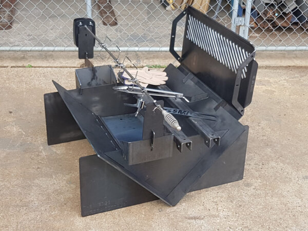 THE WEDGE FIRE PIT™ 800 Aurora Oztralis™ Kit