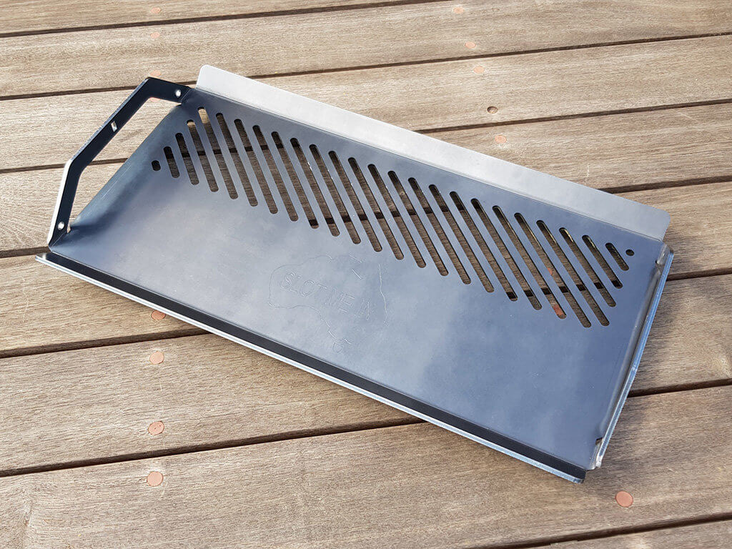 The Wedge 800 Combo Grill / Hot Plate