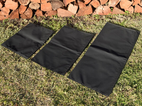 The Wedge™ Base Fire Pits Canvas Storage Bags