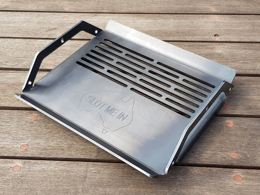 The Wedge™ 500 Combo Grill / Hot Plate