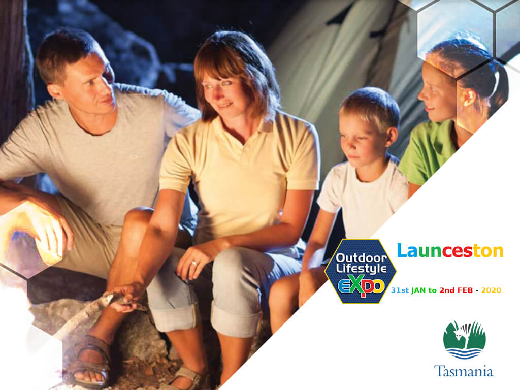 Happy New 2020 & our first show for 2020 the Outdoor Lifestyle Expo Launceston