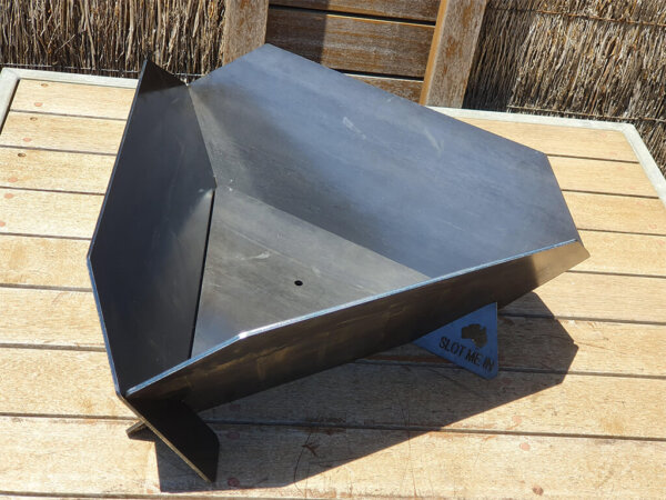 SMI Equilateral Solid Sided™ Fire Pit