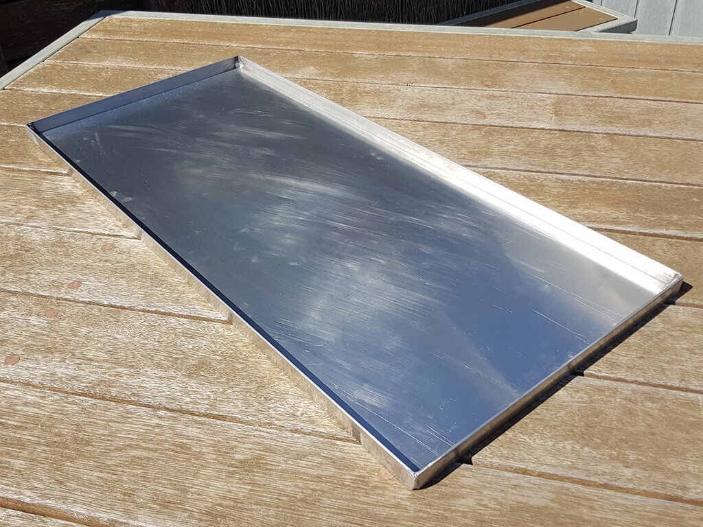 900 Aluminium Undertray