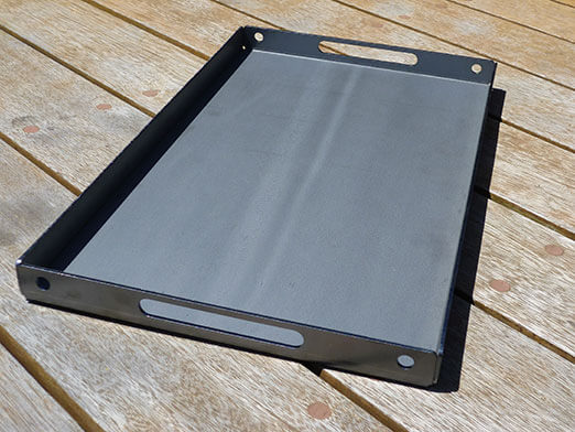 Full XLERPLATE® Steel Hot Plate