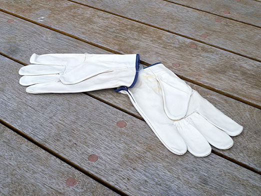 Leather Riggers Safety Gloves