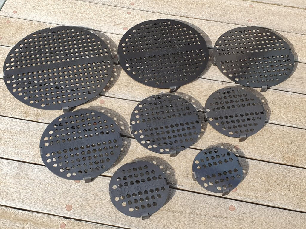 SLOT ME IN™ Cookware Xlerplate™ Trivets