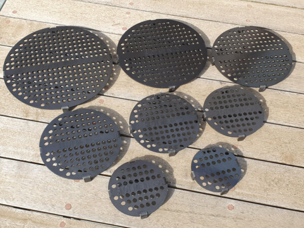 SMI Cookware Xlerplate Trivets