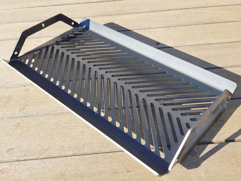 THE WEDGE™ 800 Full Grill