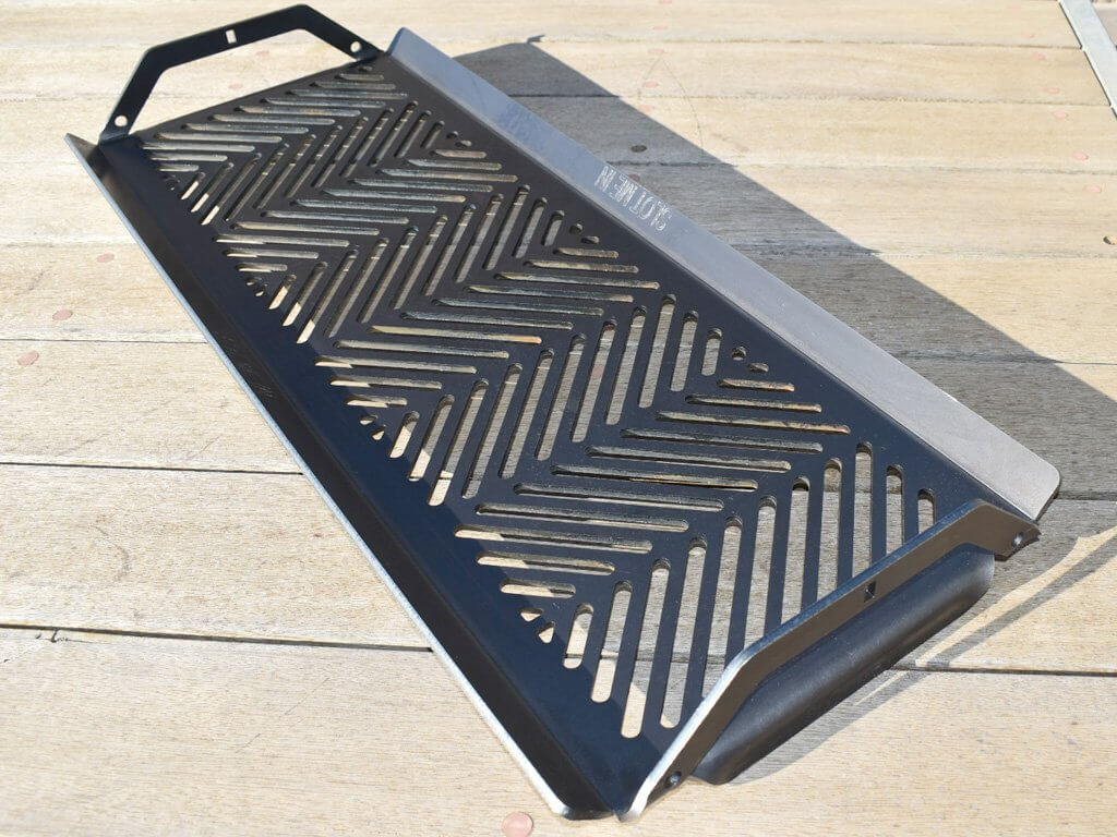 The Wedge™ 1100 Full Grill