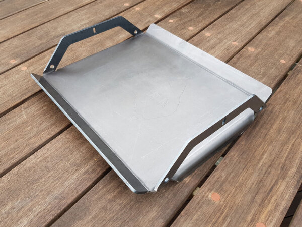 The Wedge™ 500 Full Hot Plate